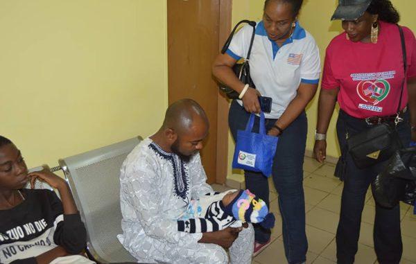 Abuja-Based Liberians Give '26th' To Nigeria's Needy